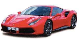 2019 Ferrari 488 GTB Spider Intérieur, Prix et Puissance