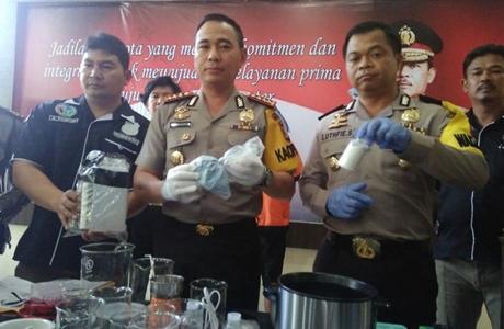 Dor...! Polisi Tembak Mati Pengedar Narkoba di Bekasi