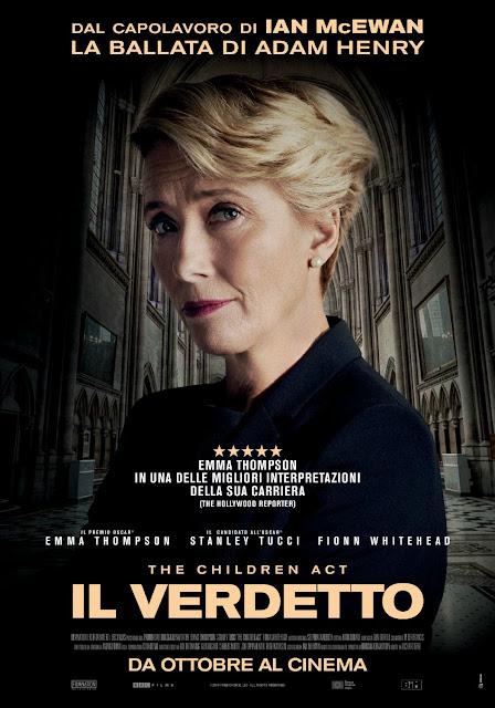 The Children Act: Il Verdetto Film
