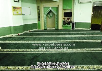 Karpet Sajadah, Sajadah Empuk, Karpet Masjid