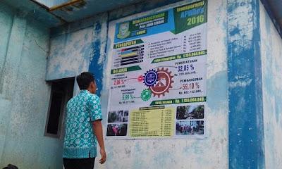 Mengapa keterbukaan informasi APBDes dibutuhkan di desa? Inilah tiga jawaban singkat tentang keterbukaan informasi di desa.