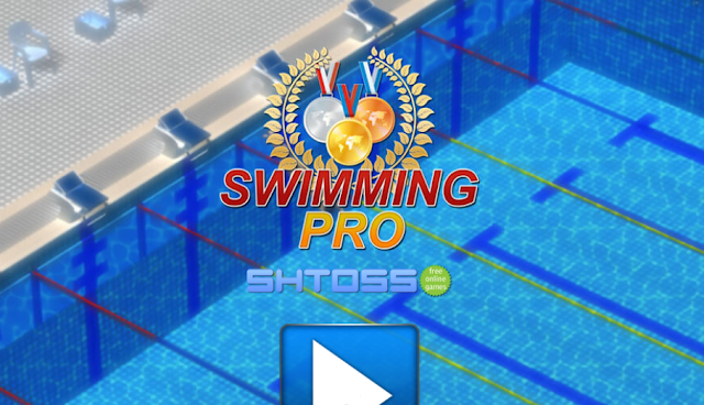 Free Play Swimming Pro online game