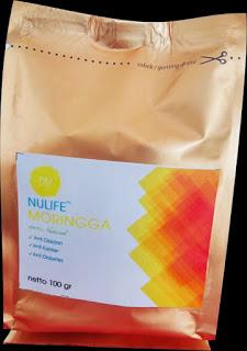 Moringga, Produk Unggulan NuLife Untuk Anti Oksidan No 1
