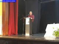Evento com Alberto Almeida