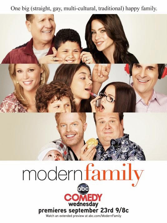 Modern Family (2009-) ταινιες online seires oipeirates greek subs