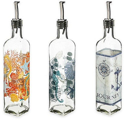 Coastal Oil Bottles