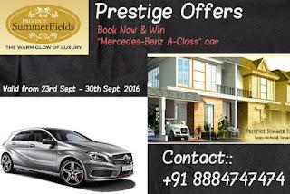 Prestige Offers