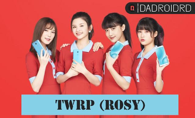 Gak punya TWRP di Xiaomi Redmi 5 (Rosy)? pasang aja resmi dan mudah kok!