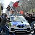 Graves incidentes en La Plata: sindicalistas intentaron ingresar por la fuerza a la gobernación
