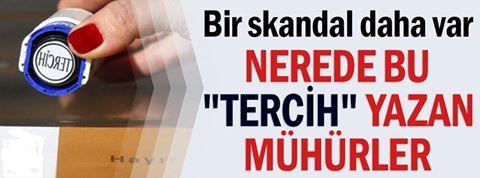 akademi dergisi, Mehmet Fahri Sertkaya, tercih, evet, hayır, referandum, çiğdem toker, ysk, yskakp'nin gerçek yüzü, akp'nin gerçek yüzü, yolsuzluk ve usulsüzlükler, agit,