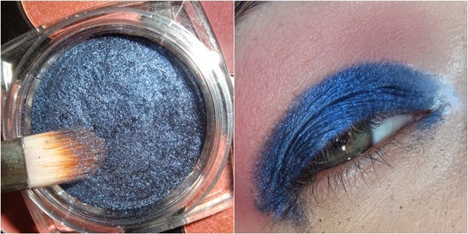 Sombra 889 Midnight blue Infallible da L'Oréal Paris
