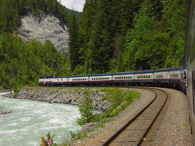 Rocky Mountaineer Train Journey of Canada