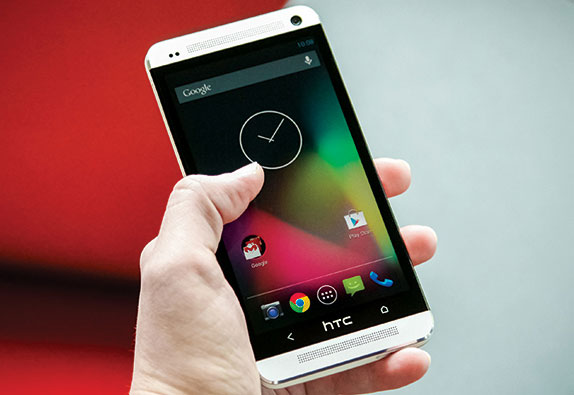HTC One with Stock Android Officially Announced