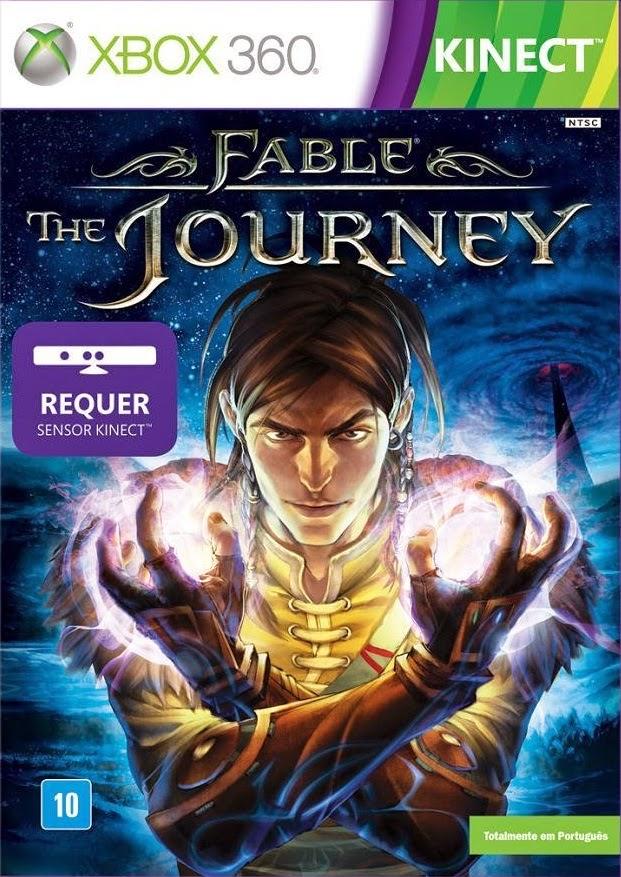Fable: The Journey (X360 Kinect) por R$23 no Walmart
