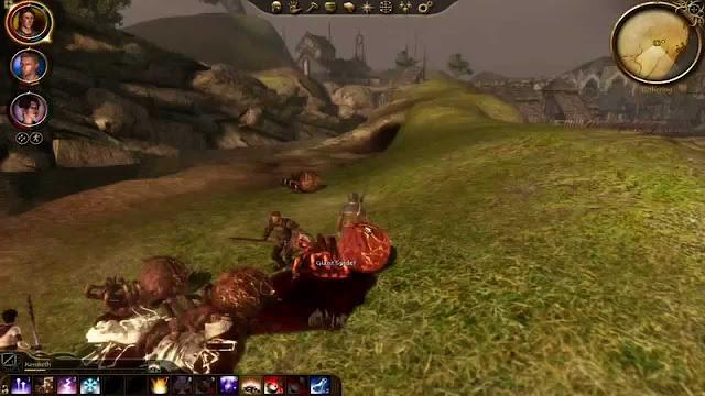 Dragon Age: Origins Screenshot-3