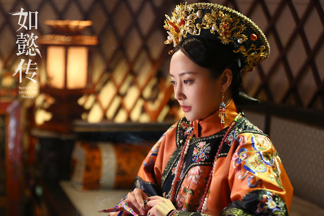 Li Chun in Ruyi's Royal Love in the Palace
