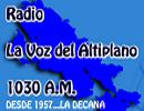 Radio La Voz del Altiplano 1030 AM Puno