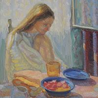 Jesús Sús pintura figurativa retrato