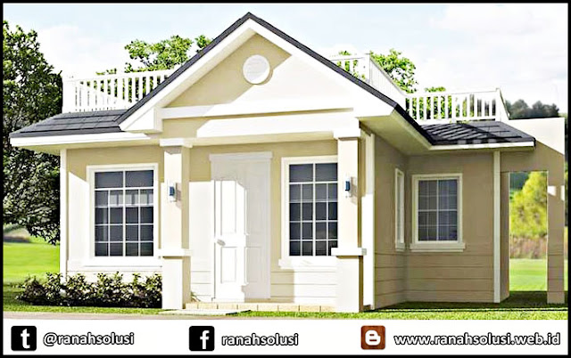Gambar Model Rumah Minimalis Sederhana Terbaru