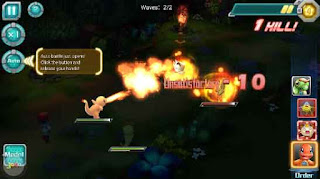 Pokeland Legends Apk + Obb English Version download Free