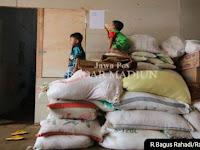 Jumlah Melimpah, Ruang Penyimpanan Terbatas, Bantuan Logistik Terancam Rusak dan Kadaluwarsa