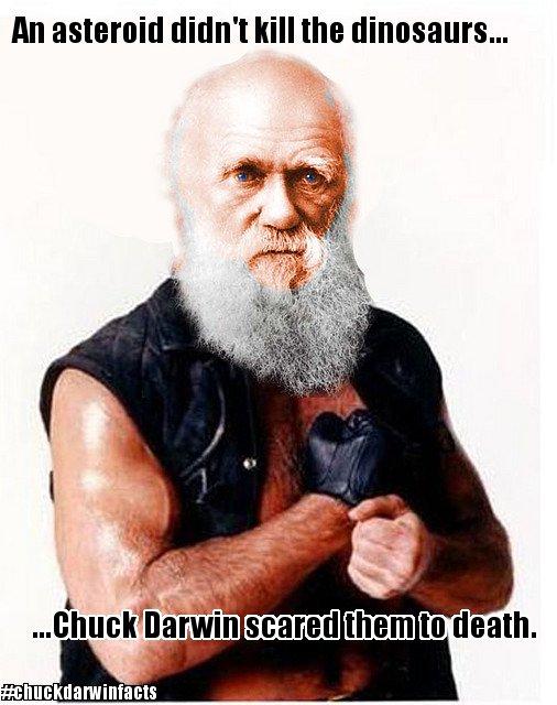 I missed Darwin Day!