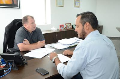 Administração do Barco Hospital Walter Bártolo informa cronograma de viagens ao deputado Dr. Neidson