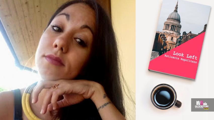 Scrittori, intervista a Katiuscia Napolitano: «il mio libro è nato da una scelta folle»