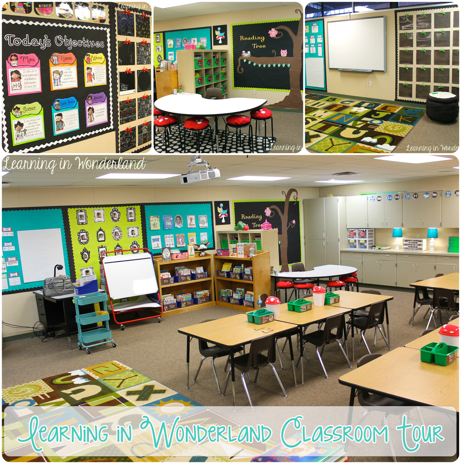 Modular Classroom Suppliers ~ Decorate learning in wonderland