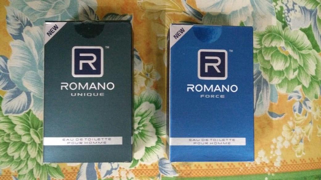 ROMANO Eau De Toilette Pilihan Terbaik Untuk Si Jejaka