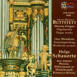 BUTTSTETT, J.H. - L'oeuvre d'orgue