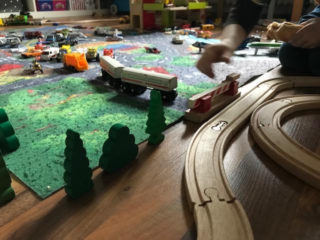 Wochenende in Bildern: Eisenbahn