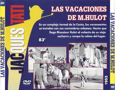 Las vacaciones de M. Hulot - [1953]