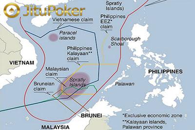 .: Penyebab Konflik di Laut Cina Selatan