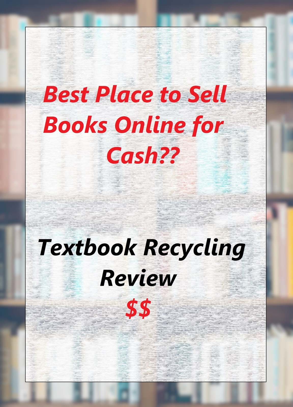 With college prices climbing, the last thing a student needs is to spend hundreds of dollars buying textbooks. Through textbook buyback programs, monitoring textbook prices, and offering used and new books, we have some of the cheapest textbooks around.