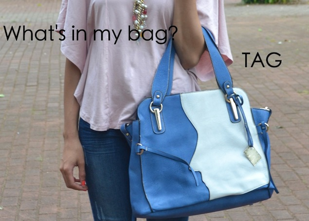 What's In My Handbag TAG Video