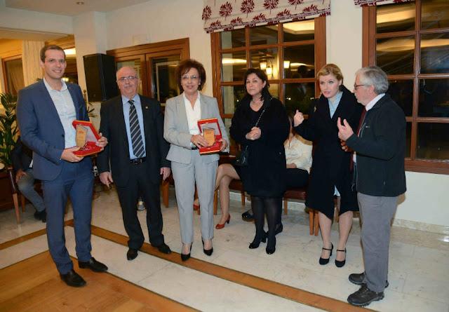 Οι Τούρκοι τουριστικοί πράκτορες επισκέφθηκαν την Ερέτρια (ΦΩΤΟ)