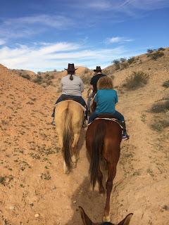 Horseback Ground Tour in Las Vegas