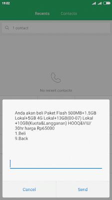 Paket Internet Handal Telkomsel 30GB