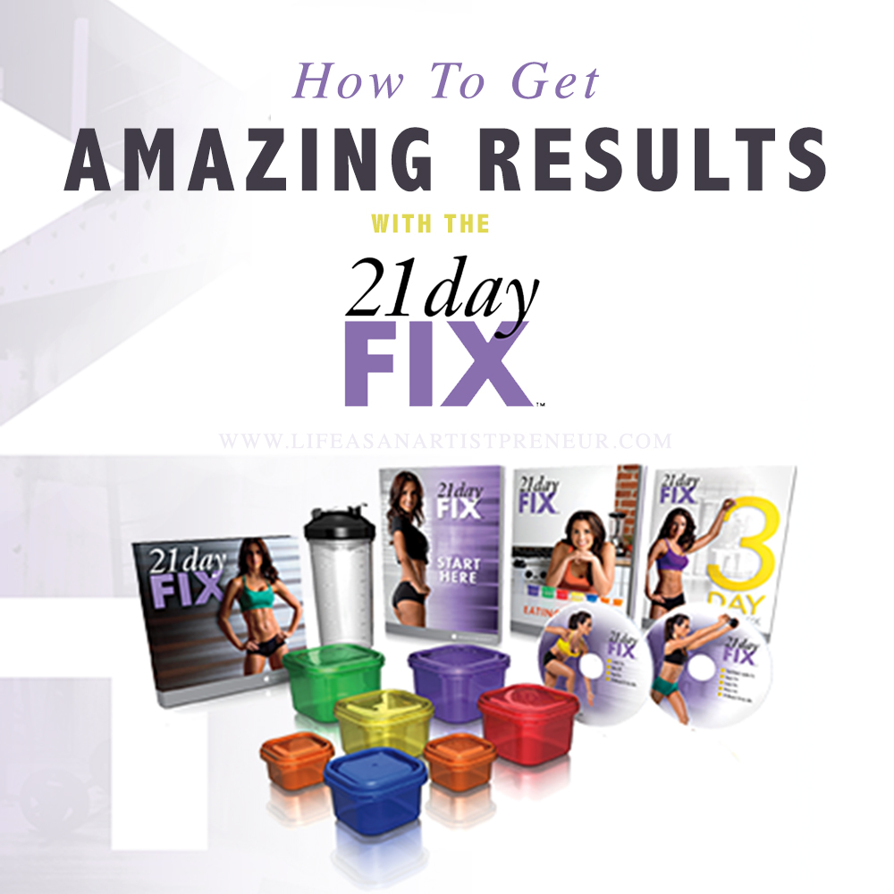 Team Beachbody 21 Day Fix