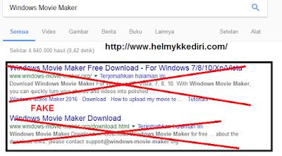 Download windows movie maker asli gratis
