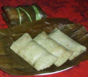 Buras atau burasa ialah masakan tradisional masyarakat Bugis yang berasal dari Sulawesi S Resep Buras
