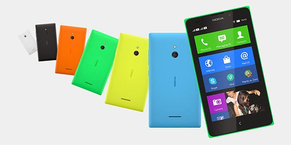 Android Supported Nokia XL released