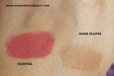 rimmel lipsticks swatches