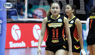 F2 Logistics volleyball, Philippine Superliga