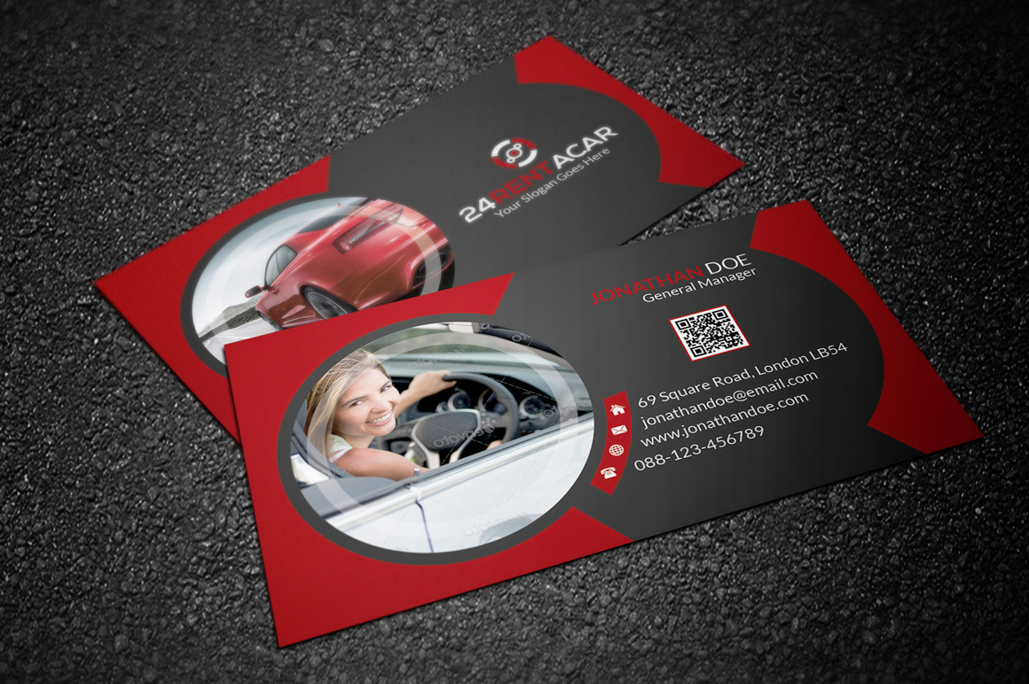 Automotive business cards business card tips automotive business cards fbccfo Choice Image