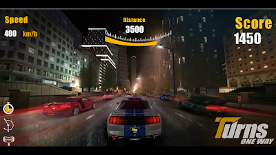 Turns Oneway is a unique game with a very fast Turns Oneway Racing v1.0.6.79 Mod Money Apk + Data