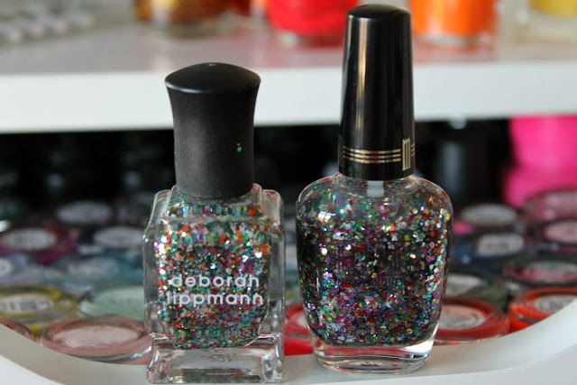 Deborah Lippmann Happy Birthday Nail Polish Dupe