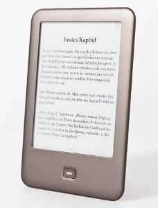 Tolino Shine - niemiecki czytnik e-booków