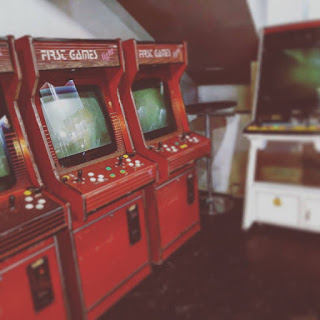 Next Level Arcade Bar - Madrid